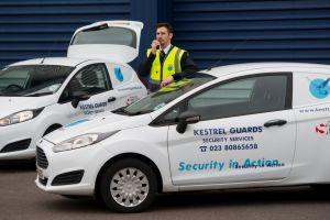 Kestral Guards Choose SmartTask